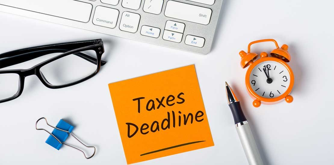 Extension of Certain Income Tax deadlines